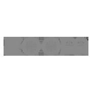 Zoom - Greyscale logo square